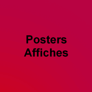 Posters Affiches